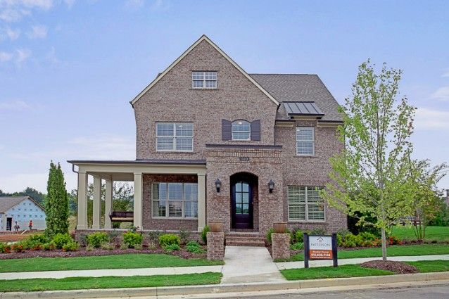 Tywater Crossing Franklin Tennessee S Favorite New Home Community Model Home Patterson Company New Home Communities Model Homes House Styles