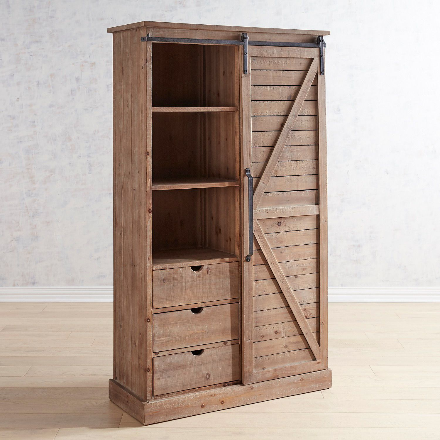 Tall Cabinet, Home Office Decor, Home