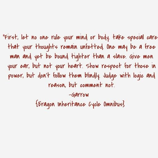 I really like this quote | Eragon quotes, Book quotes ...  Eragon Book Quotes