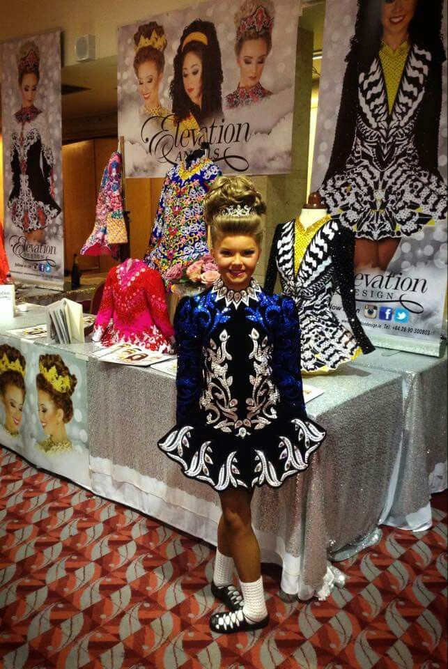 Elevation Design Irish Dance Dress Designs Irish Dance Costume Irish Dancing Dresses