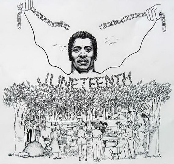 Juneteenth Coloring Sheets Google Search Emancipation Day Tx