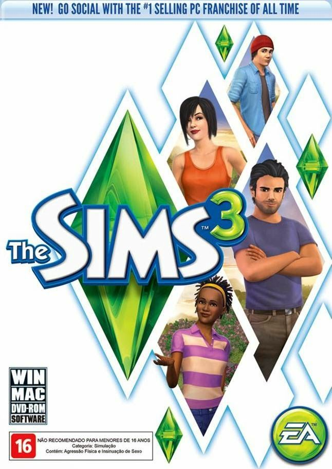 The Sims 3 Pc Game Free Download Sims Sims 3 Sims 3 Pc