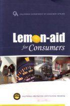 Lemon Law Ga >> Ca Lemon Aid For Consumers California Arbitration
