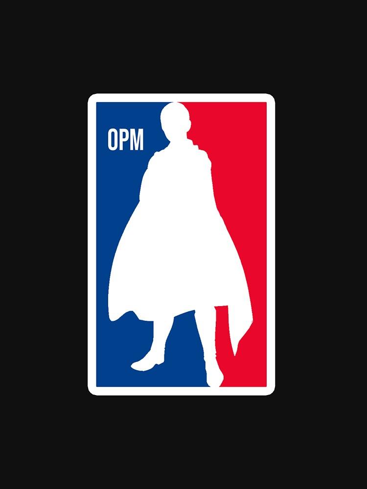 Saitama Nba Logo One Punch Man T Shirt By Lilyas20 Redbubble