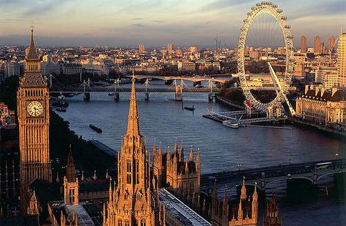 A TARDE On Line : FOTOS - Londres se prepara para as olimp