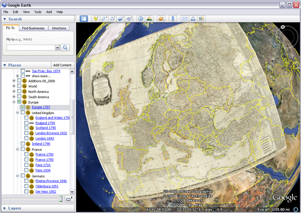historical maps in google earth cool maps pinterest map