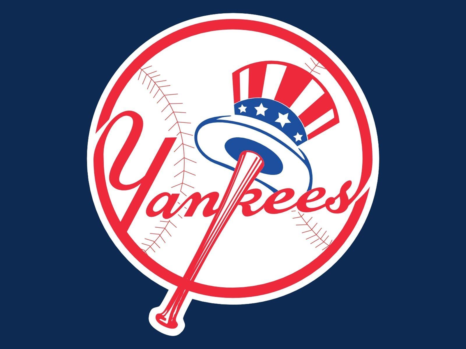 New York Yankees Logo New York Yankees Logo Wallpaper Logo New York Yankees Logo Yankees Baseball New York Yankees