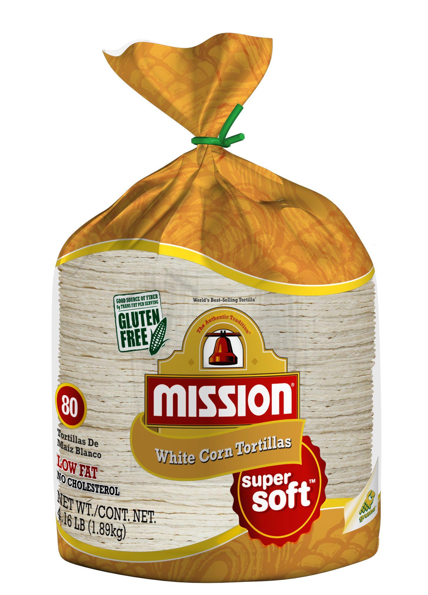 Mission White Corn 80ct White corn