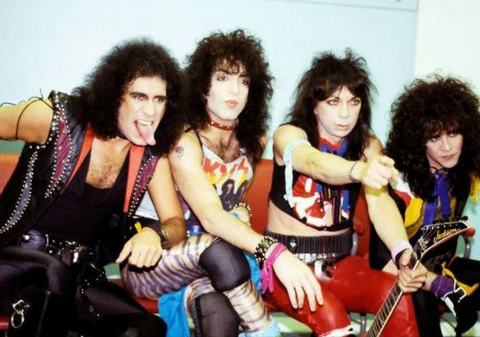 Related Image Eric Carr Hot Band Kiss Without Makeup