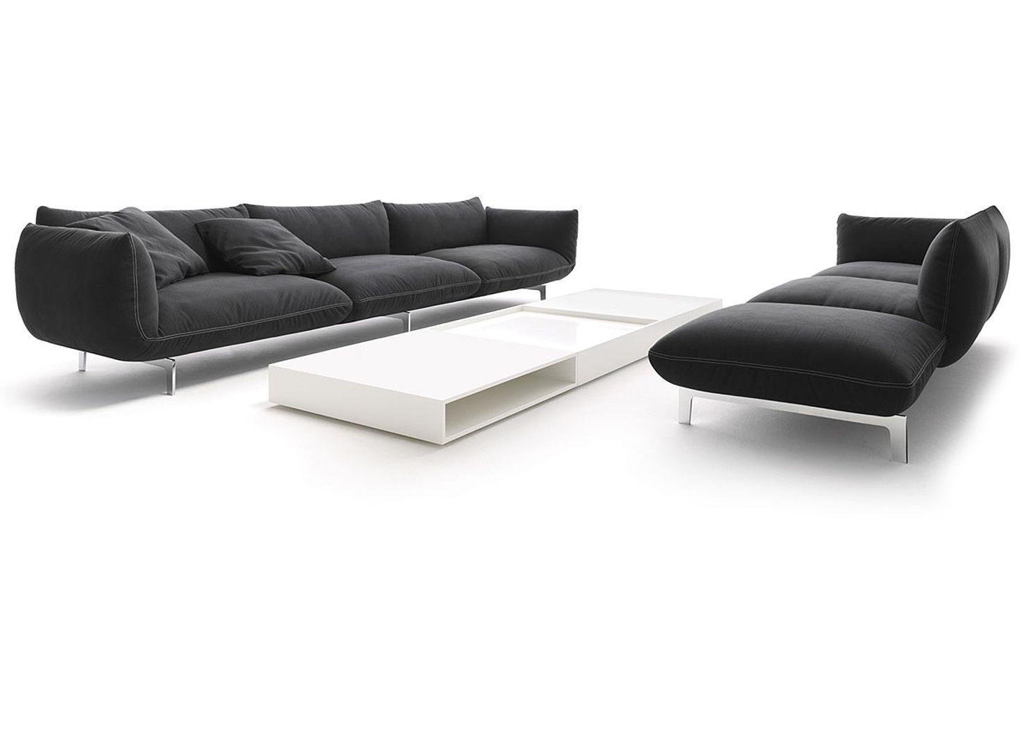 Name: Jalis sofa / Designer: Jehs + Laub / Manufacturer: COR ...