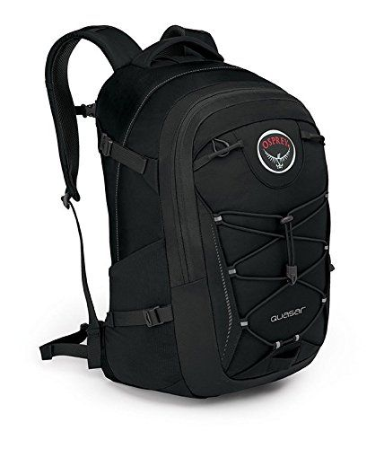 Osprey Packs Quasar Daypack Spring 2016 Model Black >>> This is an Amazon Affiliate link. Learn more by visiting the image link.