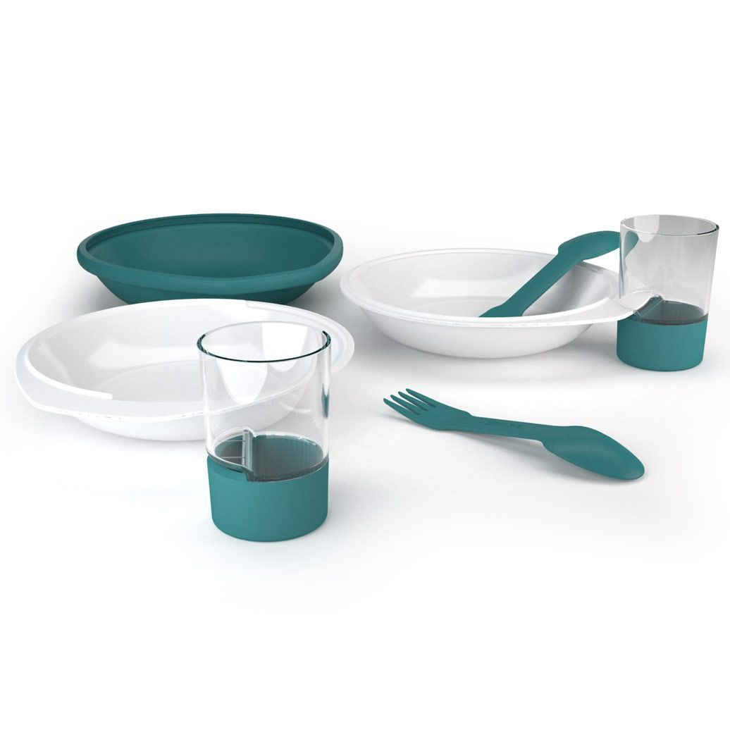 Silva Kit Dine duo SILVA turquoise