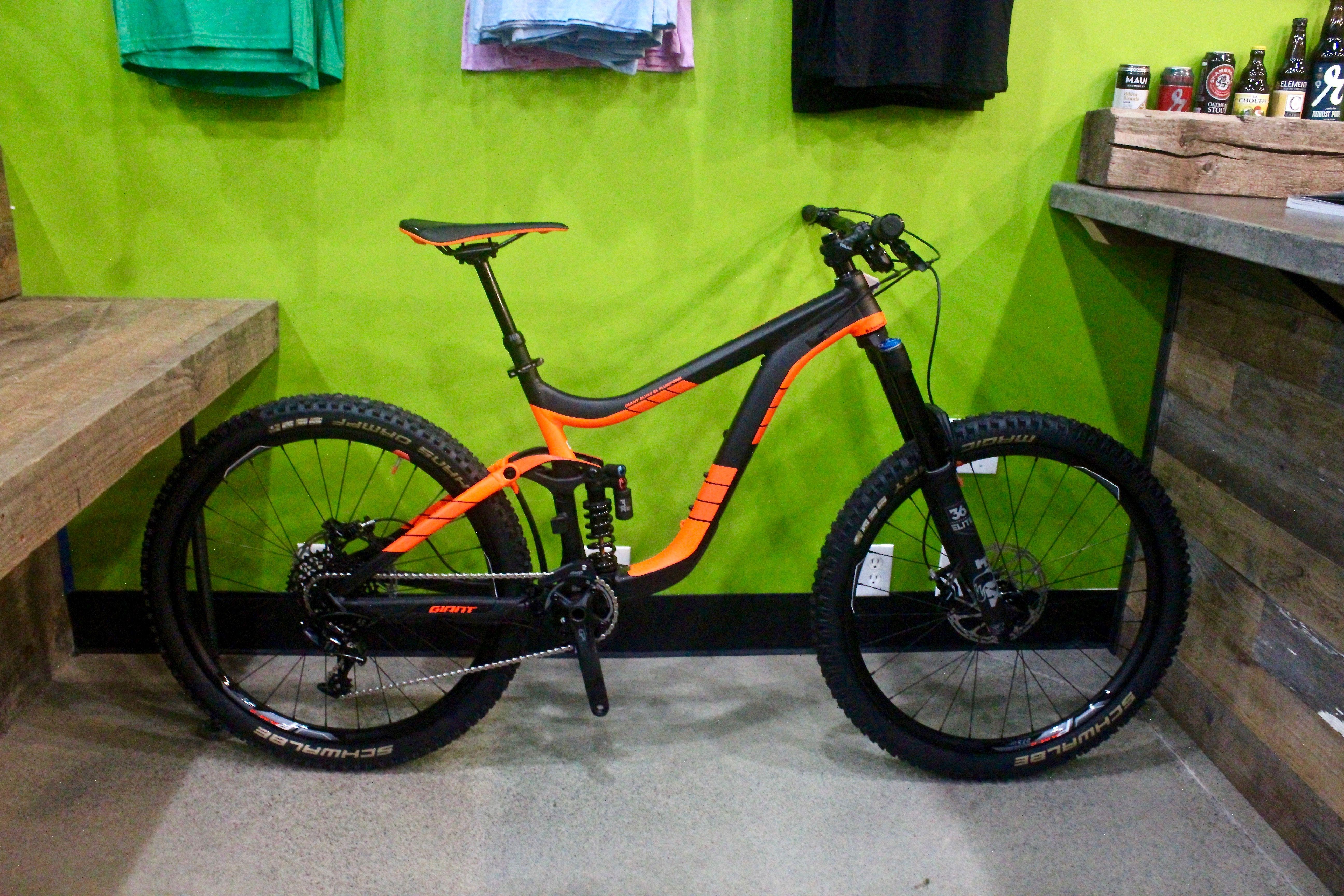 2753a0b97ae Giant Reign SX. Orange. Mens Mountain Bikes. Size M. $3500.00 | Oo ...