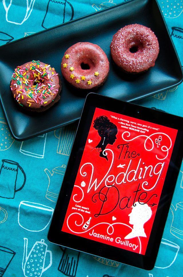 THE WEDDING DATE by Jasmine Guillory The wedding date