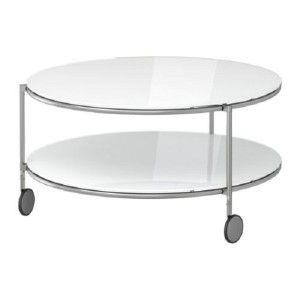 Round Glass Coffee Table Ikea Ikea Couchtisch Couchtisch Tisch Mit Rollen