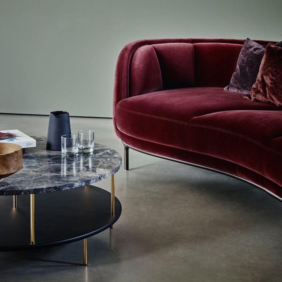 Wittmann Vuela Lounge Sofa Lounge Sofa Furniture Sofa