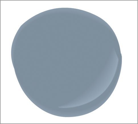 Benjamin Moore Oxford Gray Interior Paint Colors For