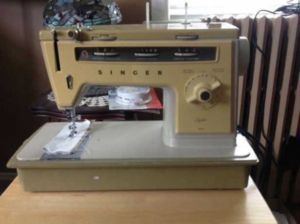 Used Singer Sewing Machine Stylist 40 40 Buying Sewing Awesome 1970s Singer Sewing Machine