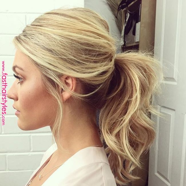 Today 39 S Hairstyle On The Stunning Carolinecorinth Chic Management Curls In 2019 Pinterest Bridesmaid Hair Ponytail Hair Styles Bridesmaid Ponytail