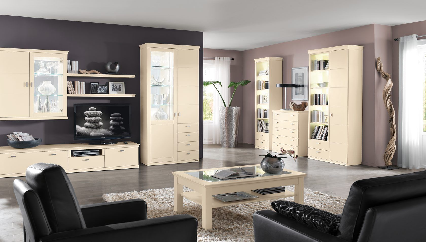 korsika wohnzimmer wohnzimmer wohnwelten musterring international musterring m bel. Black Bedroom Furniture Sets. Home Design Ideas