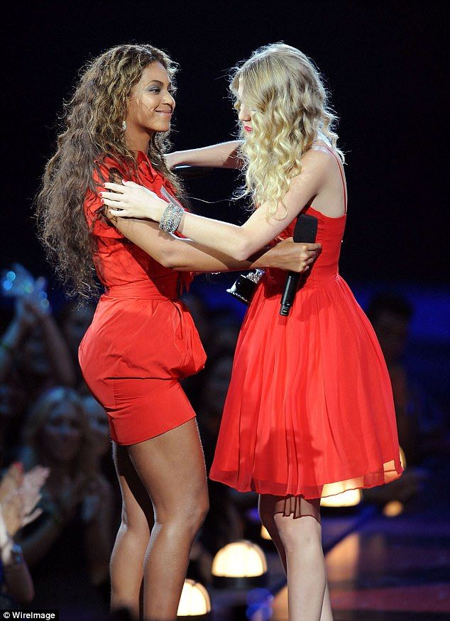 Taylor Swift And Beyonce Were Left In Tears After Kanye S Vma Invasion Beyonce Beyonce Giselle Knowles Carter Taylor Swift