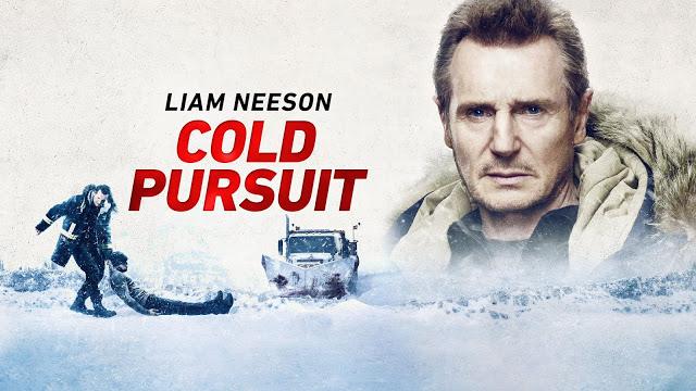 Cold Pursuit | Movie snacks, Liam neeson, Official trailer