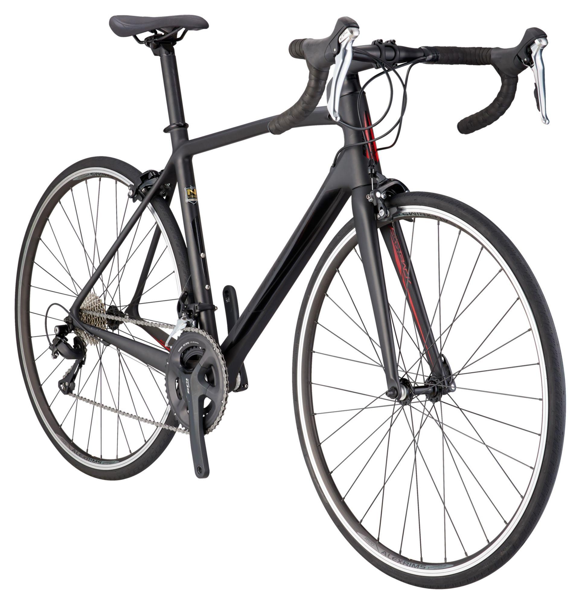 Schwinn Signature Men S Fastback Carbon Road Bike Black In 2019