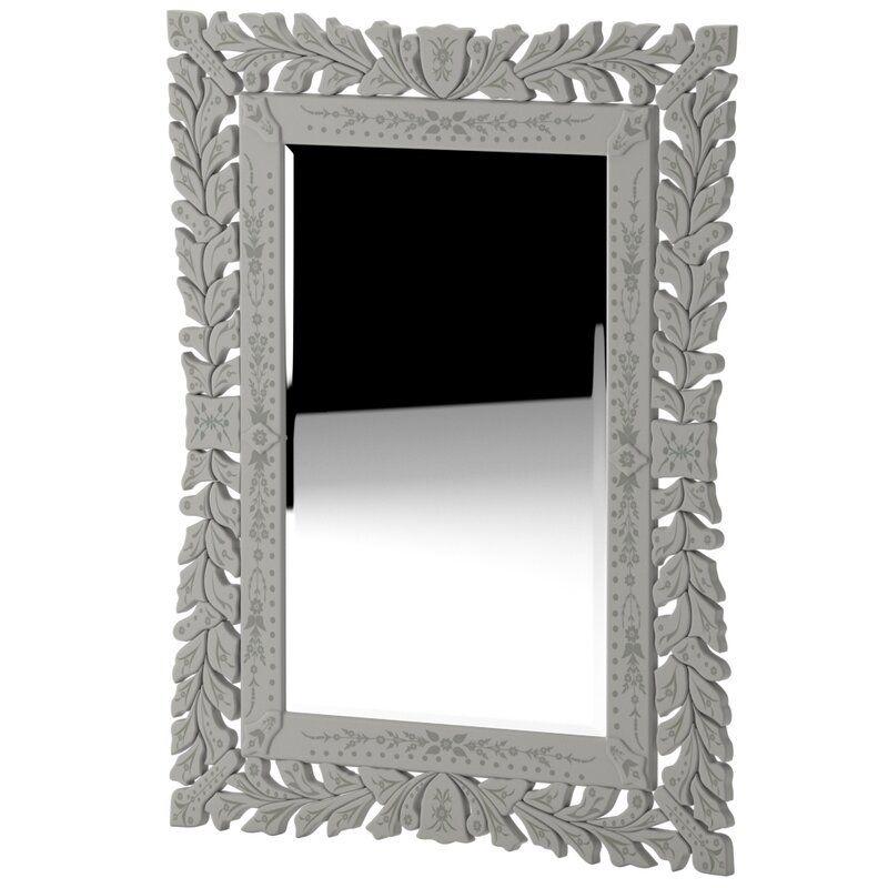 Astoria Grand Adelaide Wall Mirror Wayfair Mirror Mirror Wall