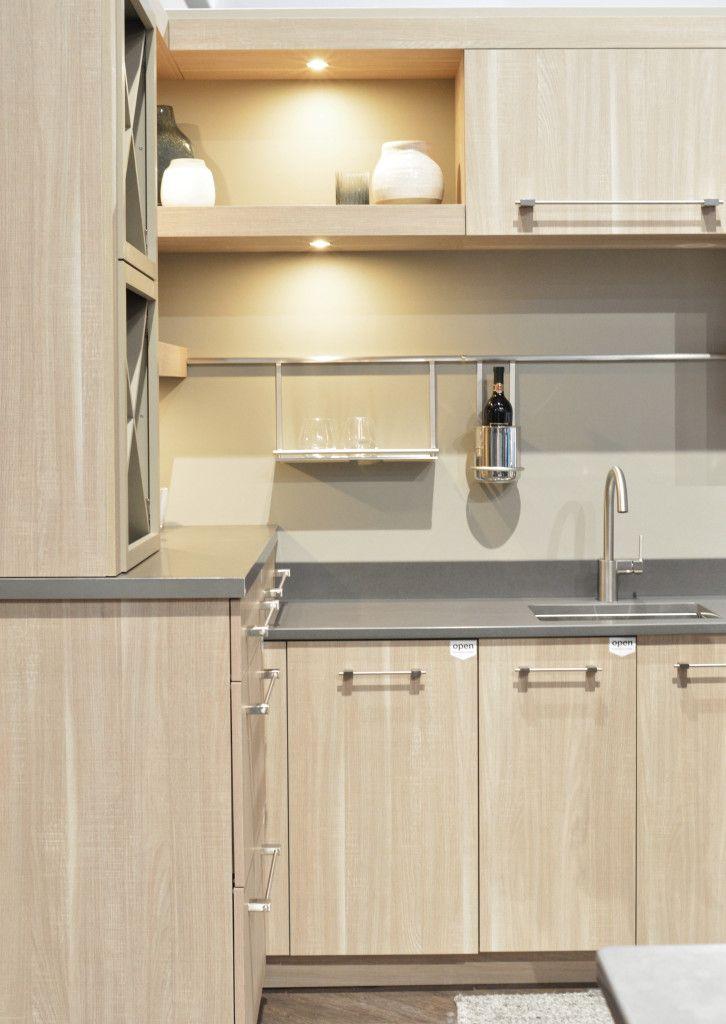 Super basic kitchen seen at 2016 Kitchen Bath national convention