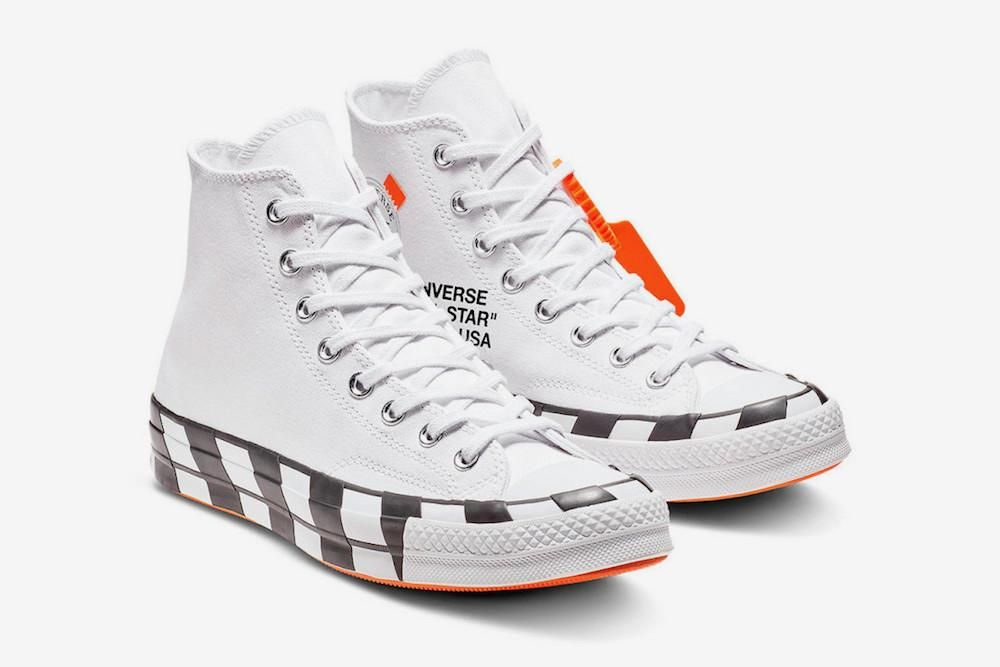 Converse Chuck Taylor All Star 70s Hi Off White *Icon* | Off