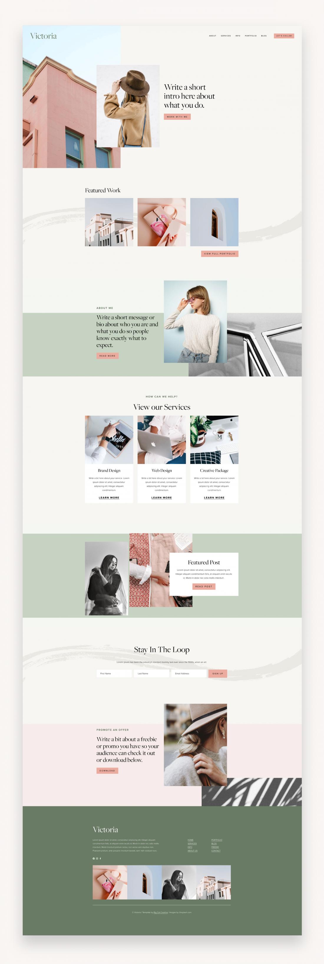 Pin on web design inspo