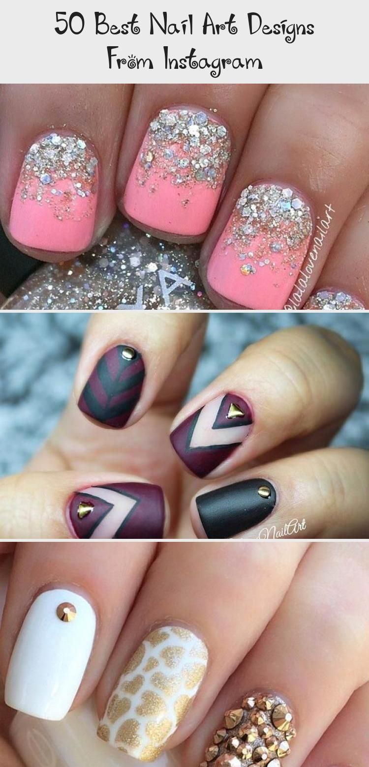 Photo of 50 Best Nail Art Designs From Instagram – Beauty