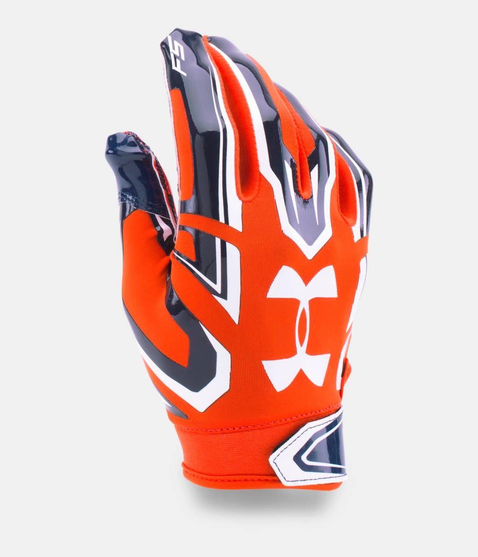 Mens ua f5 pro football gloves under armour za con
