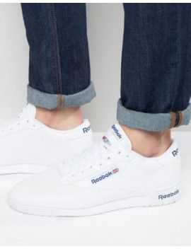 in in fit white sneakers o ar3169 ar3169 ar3169 leather Reebok Pinterest Ex FXnH1qE6
