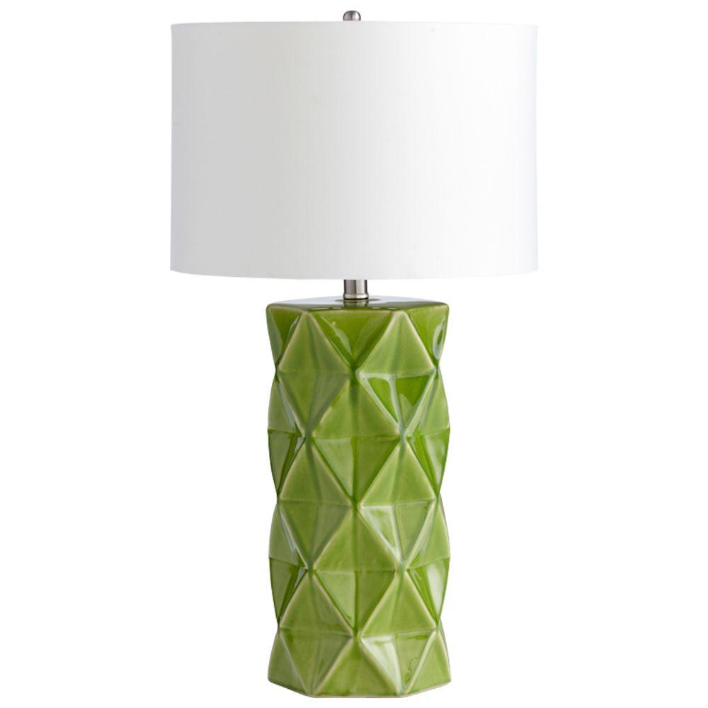 Cyan Designs Hoshi Table Lamp Green Table Lamp Table Lamp Design Table Lamp