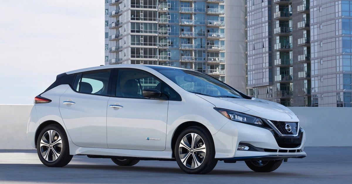 2020 Nissan Leaf Plus Pricing And Specifications Released Digital Trends In 2020 Nissan Leaf Nissan Electric Cars