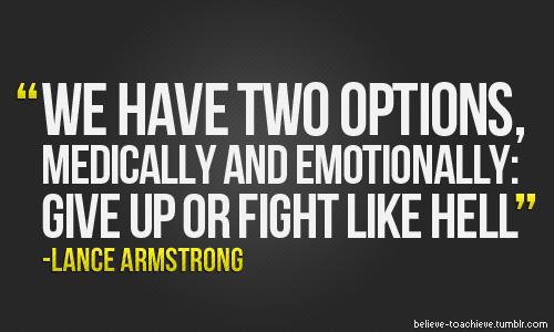 I choose the latter.