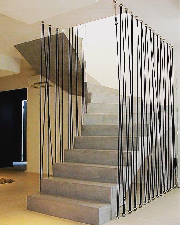 #inspiration #interior #stairs #railing #original