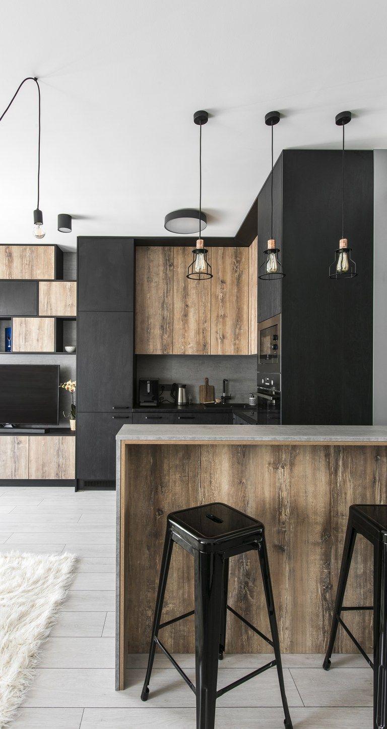 Kitchen Ideas In 2019 Industrial Style Kitchen Industrial