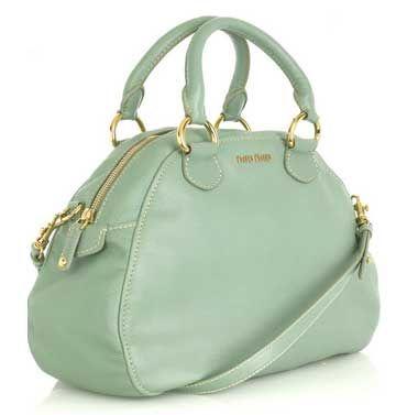 Handbag of the Week  Miu Miu shoulder bowling bag   Women s ... 0fcb65e159746