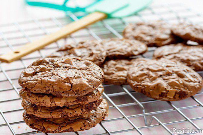 Resepi Brownie Cookies Resep Resep Biskuit Brownie Cookies Makanan