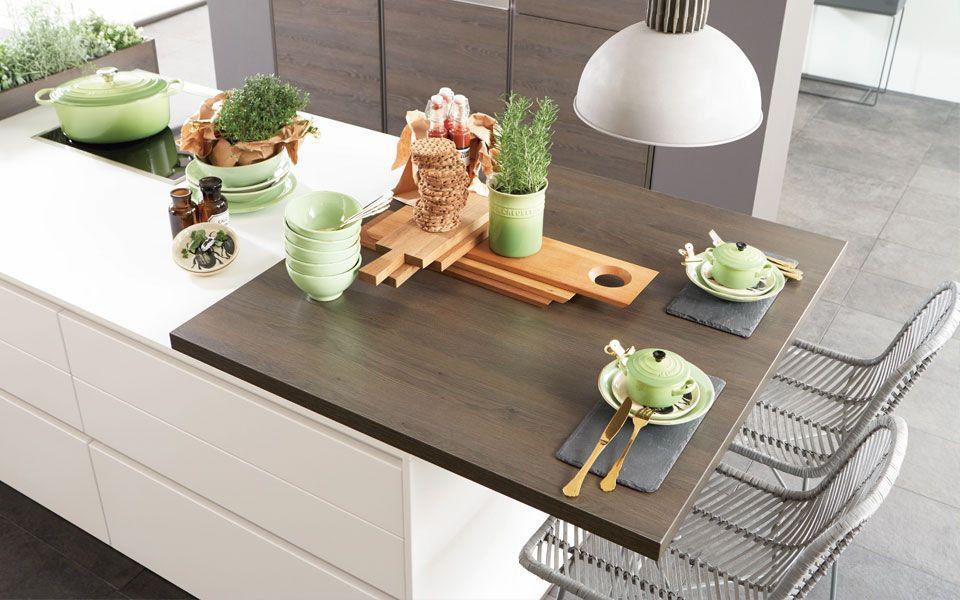 Einbauküchen modern, hochwertig, Made in Germany Küche&Co