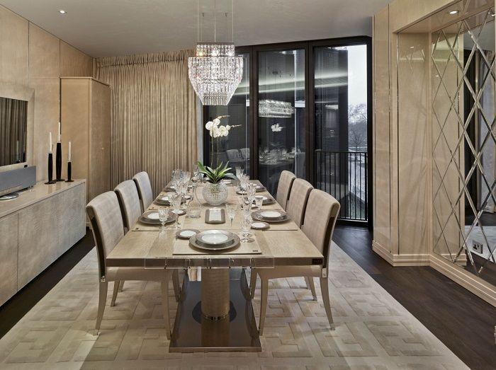 Top 10 yacht furniture design brands | Comedores, Sala comedor y ...