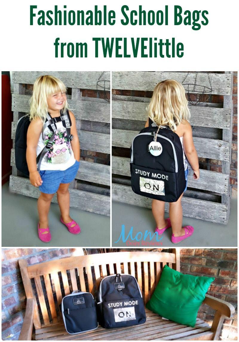 3c3ab72dab74b Fashionable School Bags from TWELVElittle  MegaChristmas18 ...