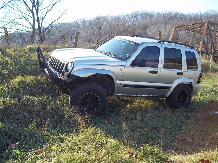 Jeep KJ Lift Jeep KJ's 2005 Jeep Liberty 2005 jeep