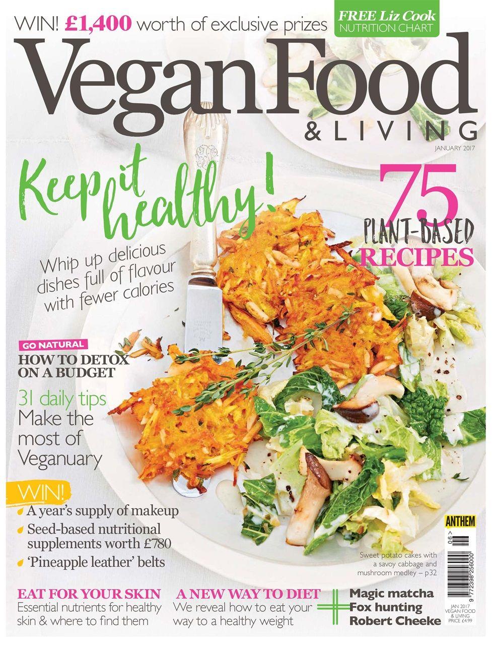 Vegan Food Living Magazine