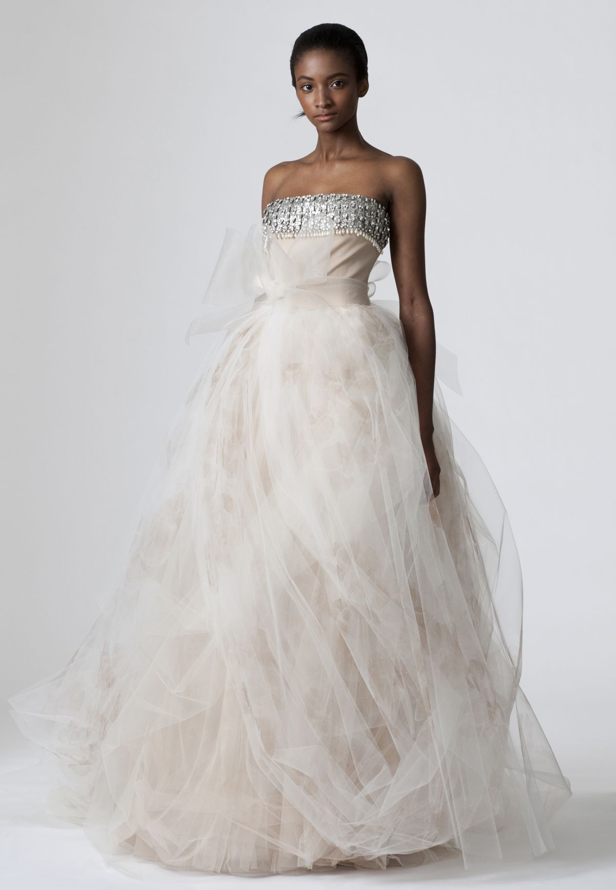 Dorothy #bridal gown. #VeraWang Classics. Let yourself fall in love ...