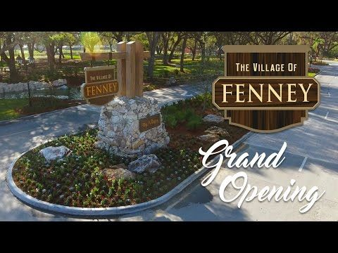 Vmail - The Village of Fenney Grand Opening - YouTube | A Village