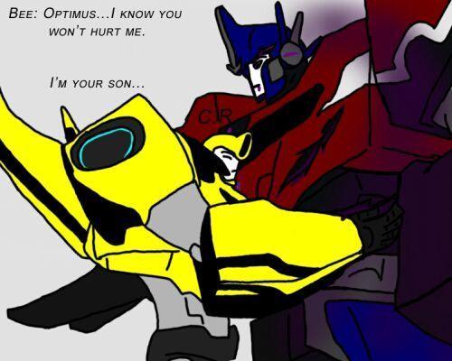 A Random Art Book - Daddy OP   TRANSFORMERS   Transformers