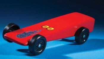 How to paint a pinewood derby car to give it the ultimate finish ...